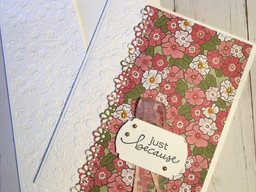 More Stampin' Up! Ornate Garden Suite Products!
