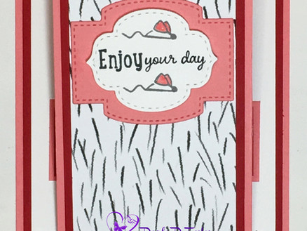 Day 4: Playful Pets Designer Series Paper - Cats