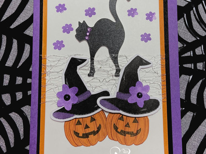 September's Paper Pumpkin Kit Alternatives! Hello Pumpkin!