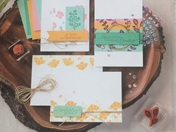 It's an Exciting Time for Stampin' Up! Demonstrators and Customers!