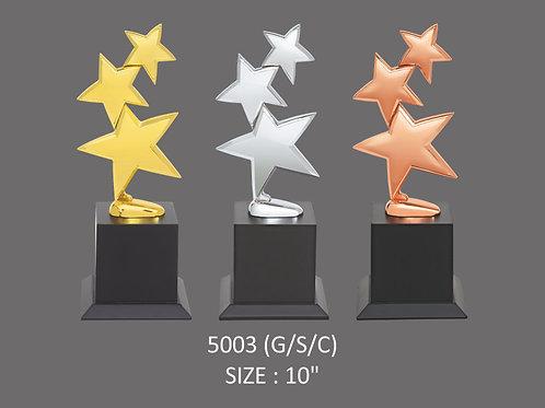 Metal Trophy MT-5003