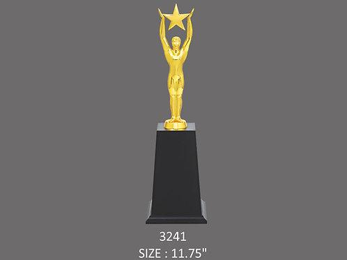 Metal Trophy MT-3241