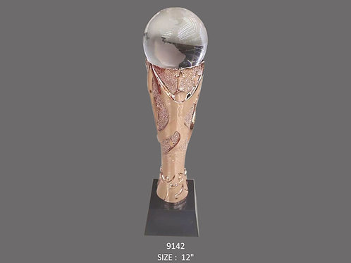 CRYSTAL TROPHY CT-9142