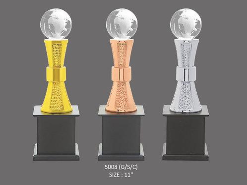 Metal Trophy MT-5008