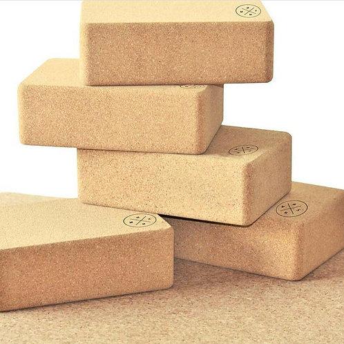 CorkYoga Block