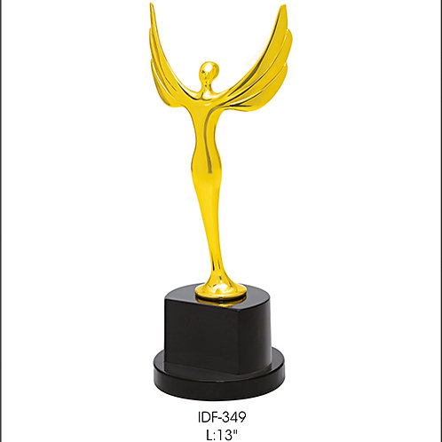 Metal Trophy IDF-349