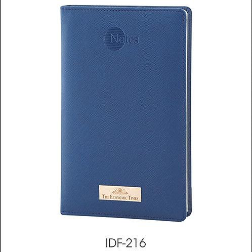 Note BOOK IDF-216