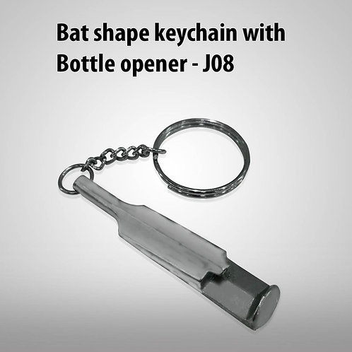Bat shape keychain with Bottle opener J-08