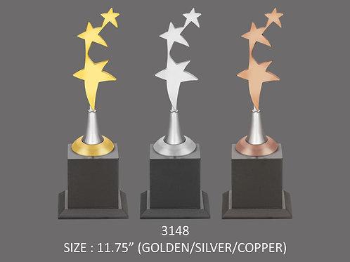Metal Trophy MT-3148