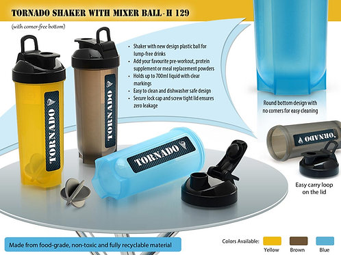 Tornado shaker with mixer ball (with box) H-129