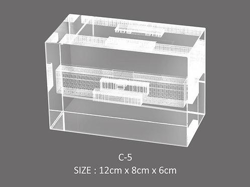 CRYSTAL Cube C-05