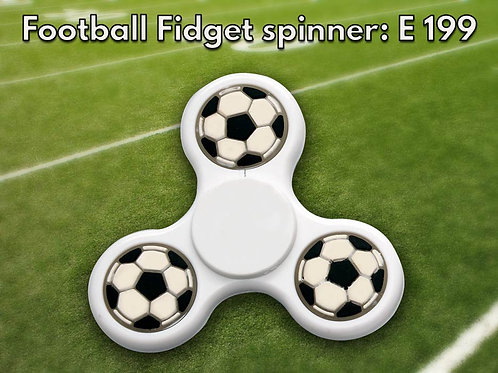 Football Fidget spinner E-199