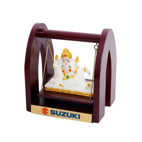 Ganesh Ji Sitting on Jhoola MP-56