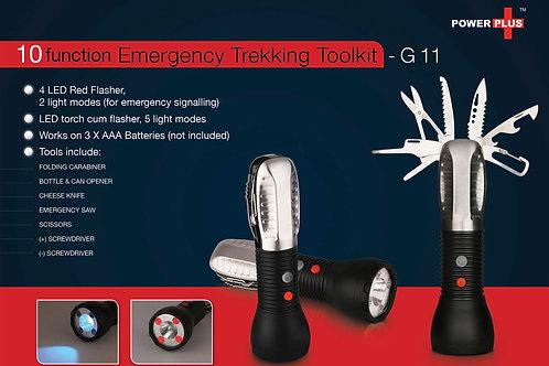 Emergency trekking toolkit G-11