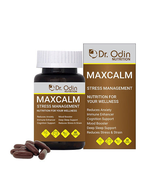 Dr Odin Maxcalm Stress Management CI-71