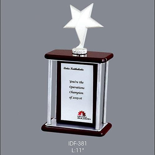 Premium Trophy IDF-381