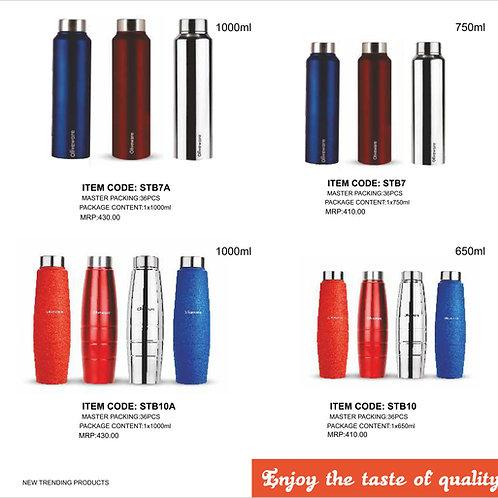Bullet stainless steel water bottle CI-JMD-26