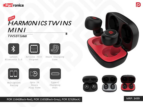 HARMONICS TWINS MINI POR-1164