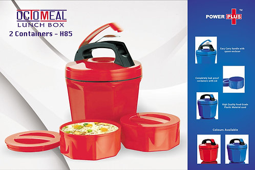 Octomeal Lunch box | 2 containers (plastic) H-85