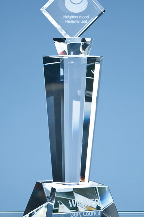 Crystal Trophy CI-45