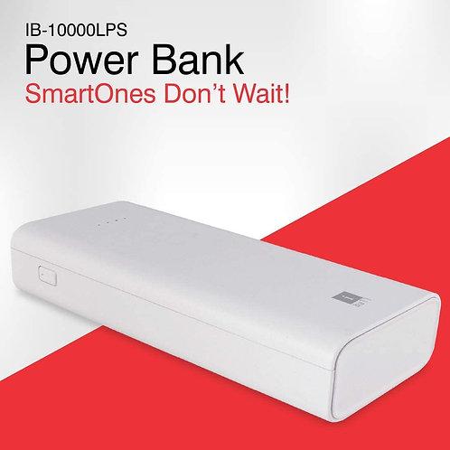 iBall 10000mAh Li-Polymer Slim Design Smart Charge Powerbank CI-Iball-03