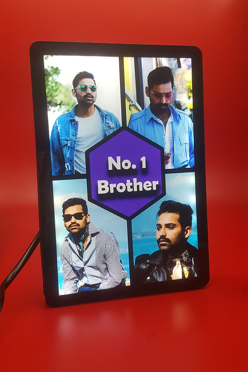 Personalised Small HD LED Stand Photo Frame CI- 94