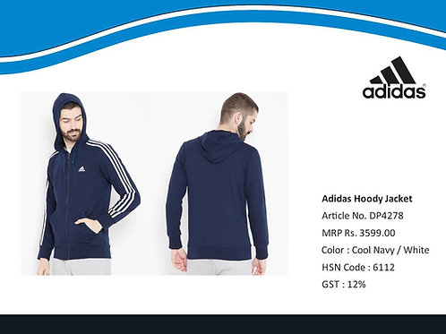 Adidas Hoody Jacket CI-DP-4278