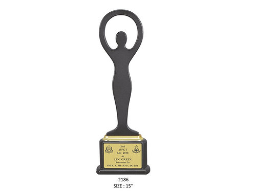 Wooden Trophy WD-2186