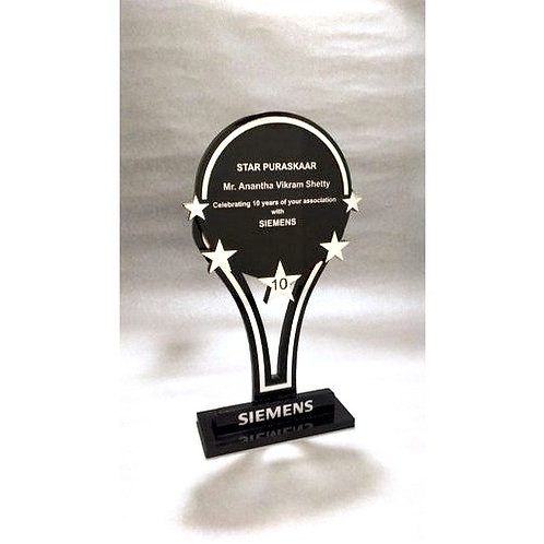 Acrylic Trophy AT-36