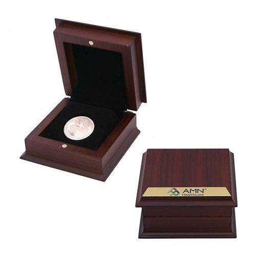 Coin Box wooden (w/o Coin) MP-82