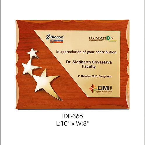 Star Trophy IDF-366