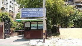 Mandakini apartment