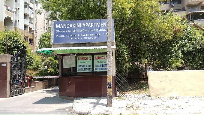Madakini apartment