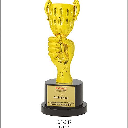 Metal Trophy IDF-347