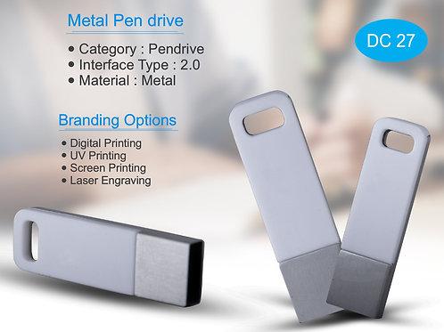 Metal Pen Drive DC-27