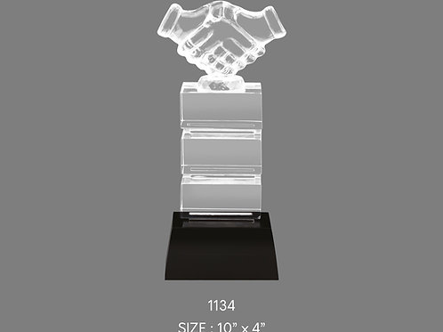 Acrylic Trophy  AT-1134