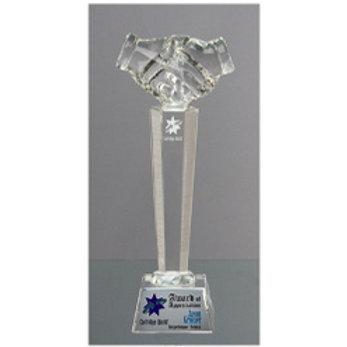 Crystal Trophy CI-36