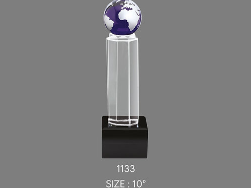 Acrylic Trophy  AT-1133