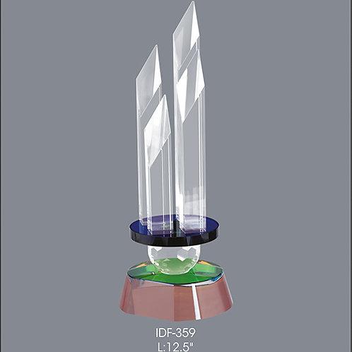 Crystal Trophy IDF -359