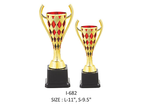 Cups Trophy I-682