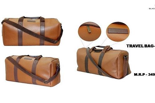 Blackberry Travel Bag Tan CI-BB-B03
