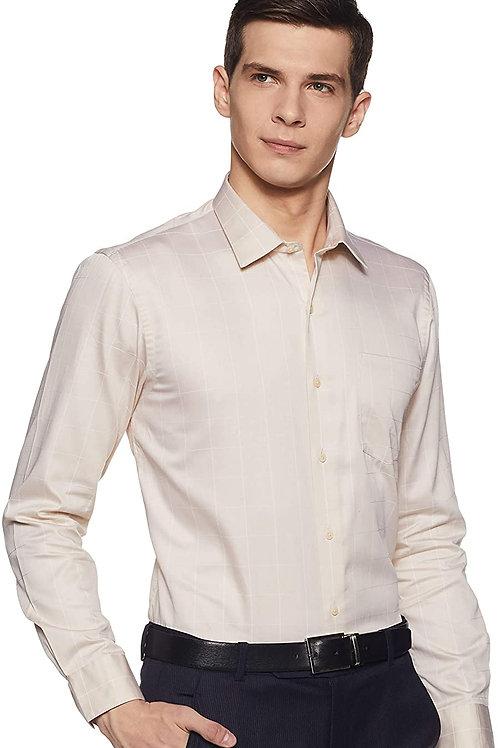 Arrow Men's Checkered Slim fit Formal Shirt CI-AS-12