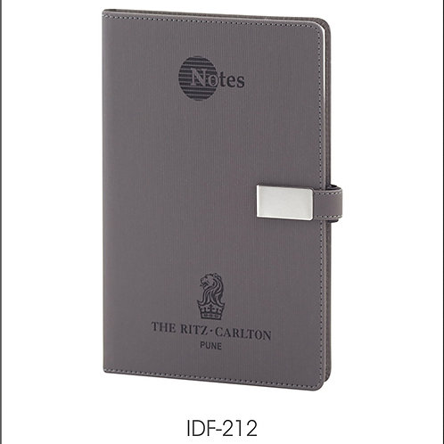 Note BOOK IDF-212