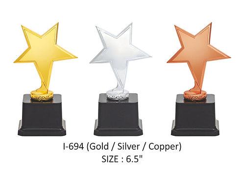 Star Trophy I-694