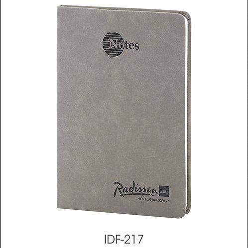 Note BOOK IDF-217