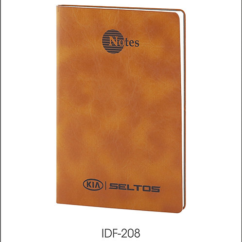 Note BOOK IDF-208