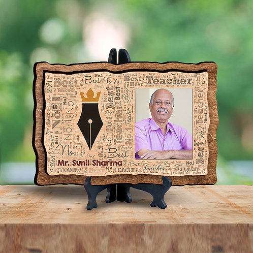 Personalized Wooden photo Frame CI-02