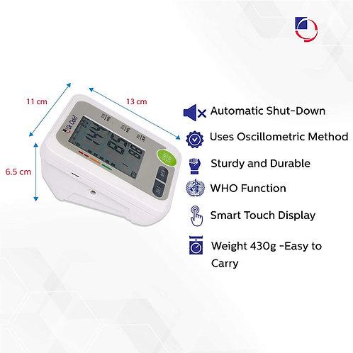 Digital Blood Pressure Monitor BSX 516 White