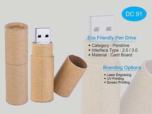 Eco Friendly Pen Drive DC-91