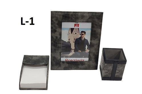 3 IN 1-Tumbler/Slip Pad Photo Frame L-01